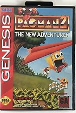Pac-Man 2: The New Adventures (Sega Genesis, 1994)