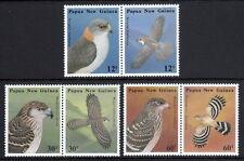 Papua New Guinea 1985 Birds of Prey