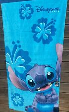 PROMO DISCOUNT Drap De Plage Stitch Disneyland Paris Badetuch Beach towel  Neuf