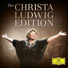 Christa Ludwig : The Christa Ludwig Edition CD (2018) ***NEW***