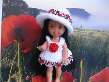 shelly kelly barbie  Puppenkleider Puppenstube Handarbeit Vintage