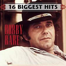 Bobby Bare 16 Biggest Hits CD NEW