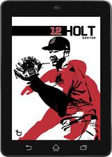 Topps BUNT Brock Holt UNSUNG HEROES AL [DIGITAL CARD]