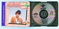 Amii Stewart  cd-maxi KNOCK ON WOOD + LIGHT MY FIRE © 1985 - 12' Mixes # OG 6512
