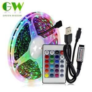 Led strip LED Strip Light USB 2835SMD DC5V Flexible LED Tape Ribbon RGB 0.5M 1M