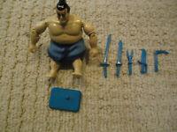 Vintage GI Joe Edmond Honda (V1) 1993 Hasbro Action Figure Street Fighter