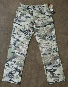 Under Armour Stealth Reaper Storm Barren Camo Early Season Men Pants 1299248 901