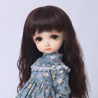 """1/6 Handmade Resin BJD MSD Lifelike Doll Joint Dolls Women Girl Gift 10"""" Cabbage"""