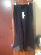 HEBBEDING Dutch Design Black  Pants  Sz 1L  New With Tag
