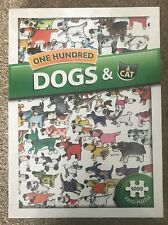 Nuevo Y Sellado-cien perros y un gato 1000 Pieza Rompecabezas