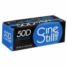CineStill 120: Lumière du jour , 50 ISO