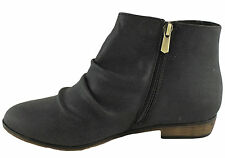 """Flat 0 to 1/2"""" Women's Synthetic Boots"""
