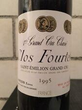 Clos Fourtet Saint-Emilion 1995