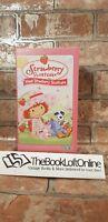 Strawberry Shortcake - Meet Strawberry Shortcake VHS Video Tape Cassette TBLO