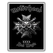 MOTORHEAD BAD MAGIC Albumcover METALLSCHILD WANDTAFEL poster Druck