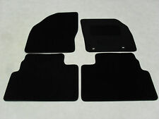 Ford Kuga 2008-12 Fully Tailored Car Mats in Black.