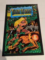 The Tiger Woman #1 1994 Millennium Comics