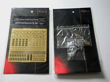 Flyhawk 1/350 350155 USN F6F Photo-Etching Part with Rockets&Fuel Tanks