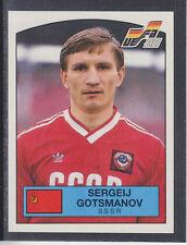 Panini - Euro 88 - # 249 Sergeij Gotsmanov - SSSR
