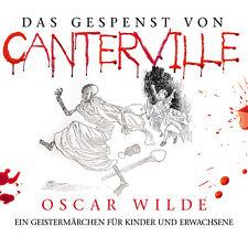 Audiolibro CD Oscar Selvatiche Das Gespenst Di Canterville Lettore Jürgen