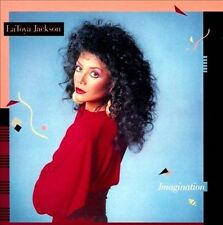 Latoya Jackson : Imagination Soul/R & B 1 Disc CD