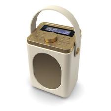 Majority Dab/dab Digital & FM Radio Portable Wireless Bluetooth Dual Alarm