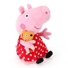 NEW peluche - Peppa Pig gonnellina A PUA 19 .cm MORBIDO original