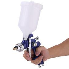 1.4mm Nozzle 600CC Car Gravity Feed HVLP Air Paint Spray Gun Tool Kit Hot