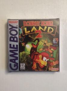 Donkey Kong Land 2 Gameboy ColorClassic Verpackung Geprüft Sammler Selten