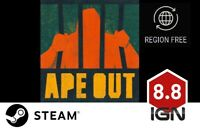Ape Out [PC] Steam Download Key - FAST DELIVERY