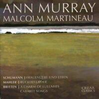 Ann Murray - Mahler: Ruckert Lieder, Schumann: Frauenliebe und Leben, [CD]