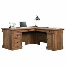 wooden rustic computer desks home office furniture for sale ebay rh ebay com