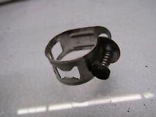 Mercedes C Class 98-00 2.8 V6 M112 C280 Fuel injector fuel rail clip + screw