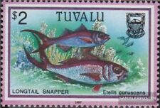 tuvalu 767Y II unmounted mint / never hinged 1997 Fish