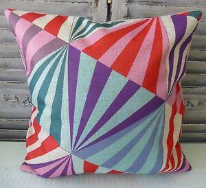 Vector linen blend cushion cover 45 x 45 cms