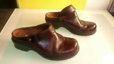 Ariat Women's leather sport mules size 8 good shape - 1 flaw