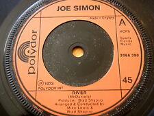 "JOE SIMON-River 7"" vinyle"