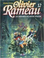 BD prix réduit Olivier Rameau Les disparus du Bayou Plalah  Editions Joker