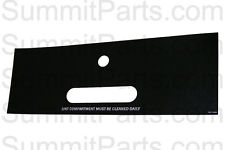 Lower Lint Drawer Overlay For Speed Queen 300D Dryers - 70115301