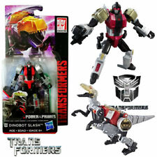 TRANSFORMERS POWER OF THE PRIMES DINOBOT SLASH LEGEND CLASS ACTION FIGURES TOY