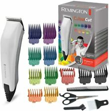 Remington Colour Cut Hair Clipper 16 Piece Kit including 9 Colour Combs