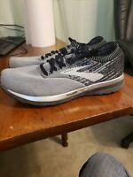 Brooks Ricochet Men's Size 9 Running Athletic Shoes Gray1102931D049