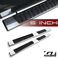 """For 2015-2020 Ford F150/F250 Super/Extended 6"""" Aluminum Side Step Running Boards"""