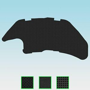 Dämmmatten für Peugeot Cabrio 206 CC Dämmung Schallisolierung Hood Insulation