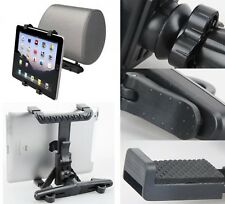 Universal Car Back Seat Headrest Stand Mount Holder for iPad 2 3 4 Tablet Mini