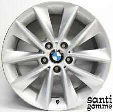 """4 CERCHI IN LEGA 8 X 18 """" BMW X3 F25 X4 F26 ORIGINALI SILVER 6787578"""