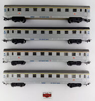 MARKLIN H0 4050/4076 - LOTE 4 VAGONES PASAJEROS 1ª CL. SNCF - COMO NUEVOS - OVP