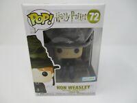Funko Pop! Harry Potter Ron Weasley #72  Exclusive NIB