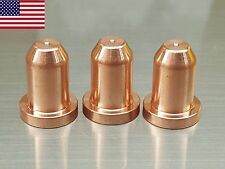 3 x 770795 Nozzles 12A for Hobart® AirForce 12ci Plasma Cutter