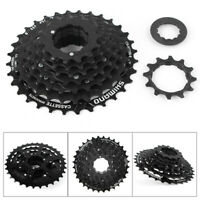 For Shimano CS-HG200-8 8 Speed Cassette 12-32T MTB Bike Bicycle Freewheel